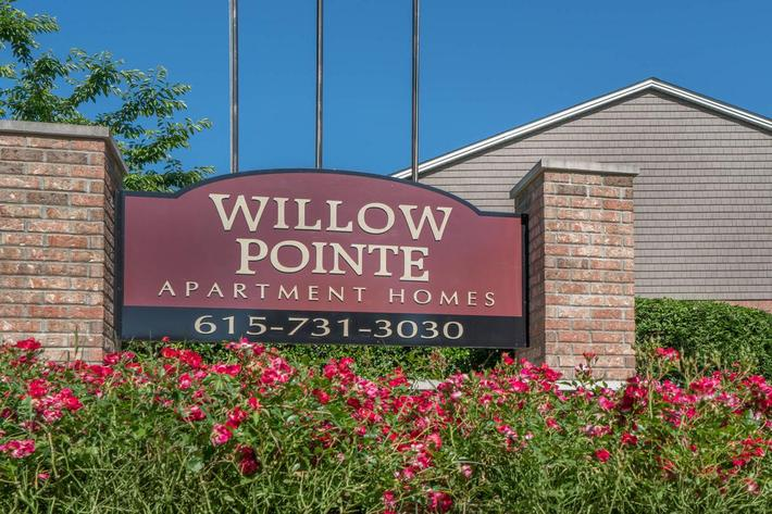 Make Willow Pointe in Antioch Tennessee Your New Home