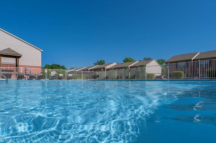 Swimming Pool at Willow Pointe