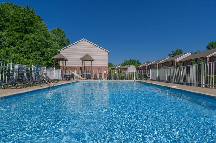 Swimming Pool at Willow Pointe in Antioch Tennessee