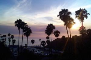 Enjoy the sunsets at Casa Del Sur in San Diego, CA