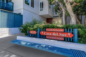 Welcome home to Casa Del Sur in San Diego, California