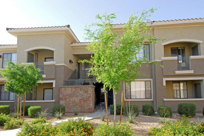 Beautiful Apartment Homes at The Paseo Apartments in Goodyear, Arizona