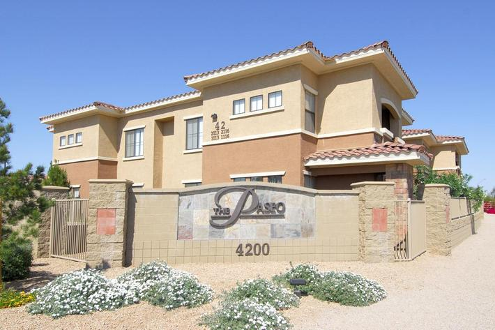 The Paseo Apartments in Goodyear, Arizona