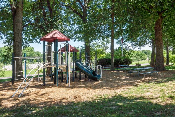 Park Forest Apartments and Townhomes in St. Louis, MO - Playground 01.jpg