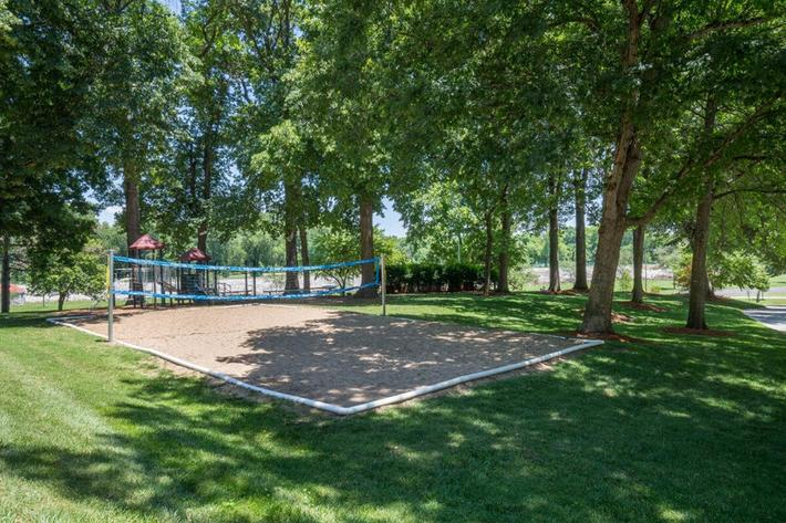 Park Forest Apartments and Townhomes in St. Louis, MO - Sand Volleyball Court 01.jpg