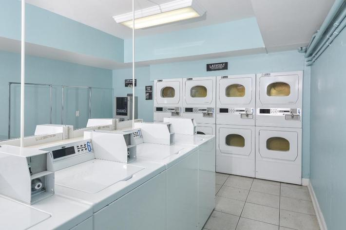 Park Forest Apartments in Affton, MO - Laundry Room 01.jpg