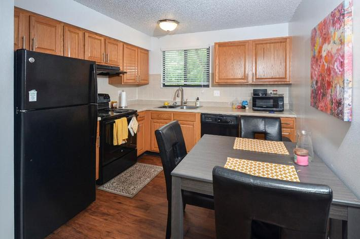 Park Forest Apartments in Affton, MO - Interior 02.jpg