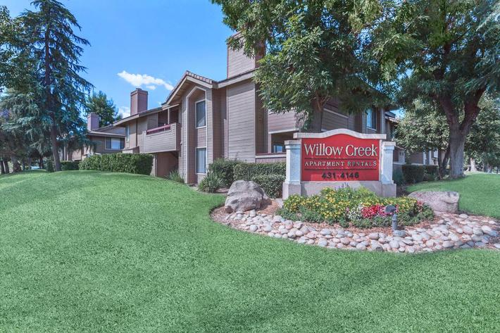 Willow Creek offers the best of apartment living