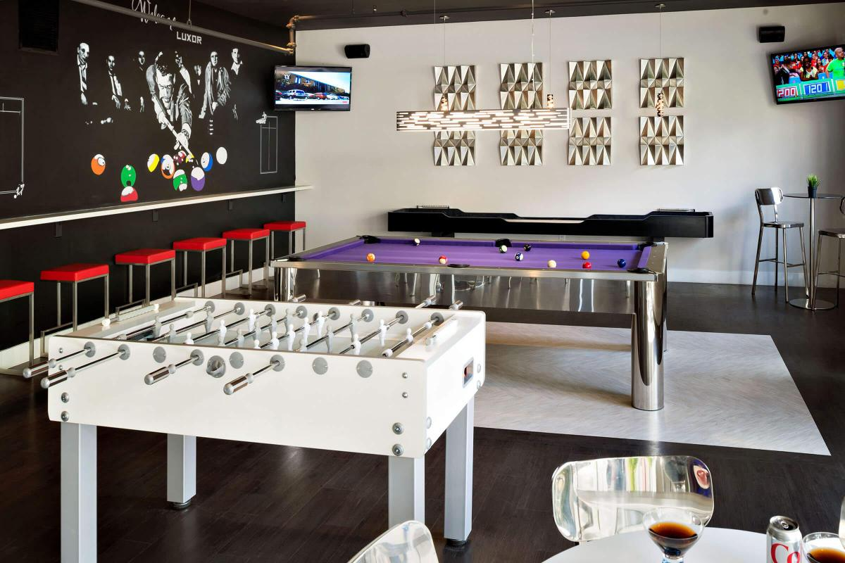 MAKE NEW MEMORIES IN OUR GAME ROOM!