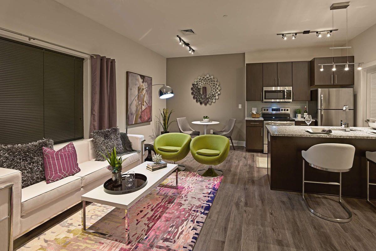 2 Final Westrum Develpoment 800 Luxor Lane Model Main Area from Bedroom Door 4.jpg