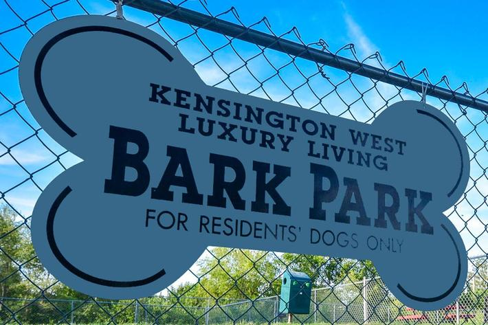 Kensington West Apartments in Ballwin, MO - Dog Park 01.jpg
