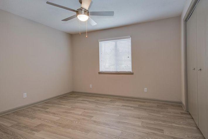 The Carter bedroom