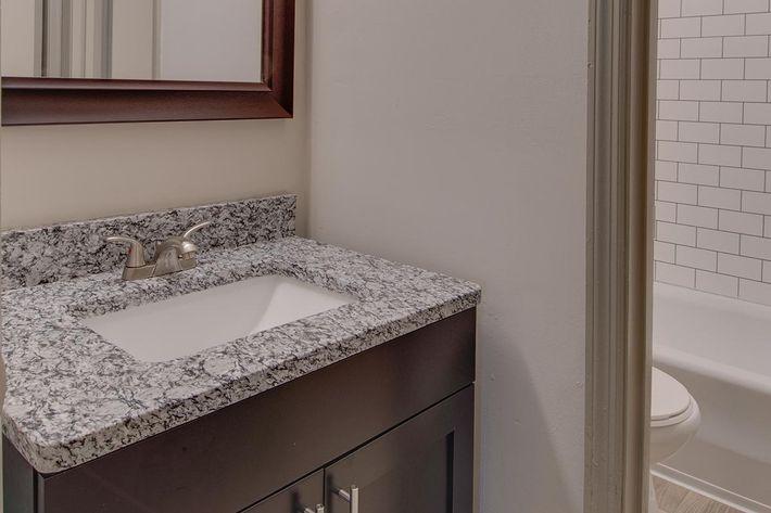 The Seward sleek bathroom