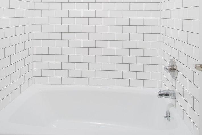The Seward with modern bathroom