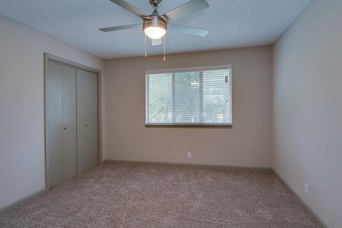 Ceiling Fans and carpet in the Kendall