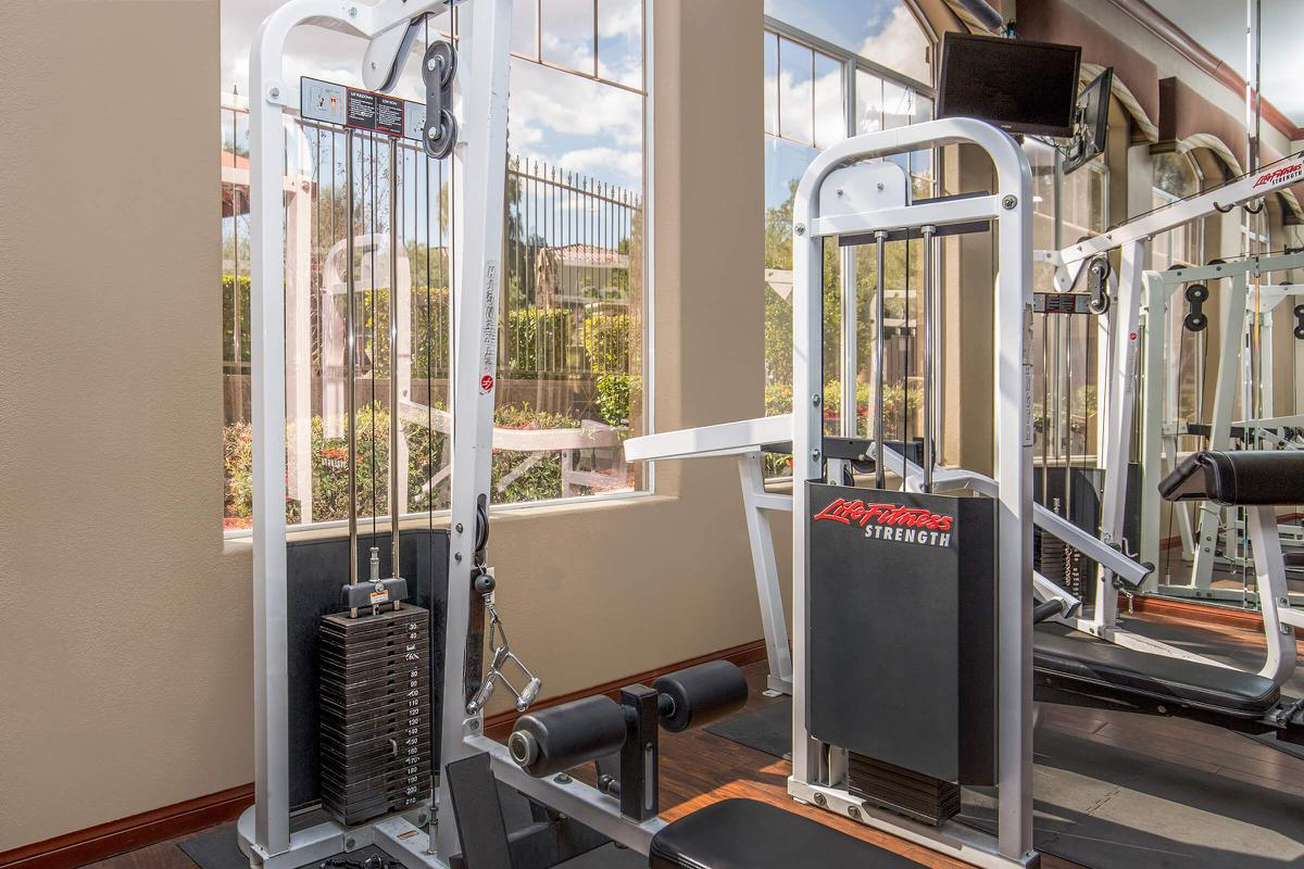 STATE-OF-THE-ART EXERCISE FACILITY