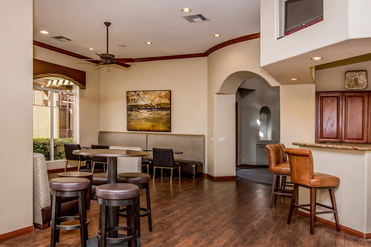 ENTERTAINMENT CLUBHOUSE WITH KITCHEN