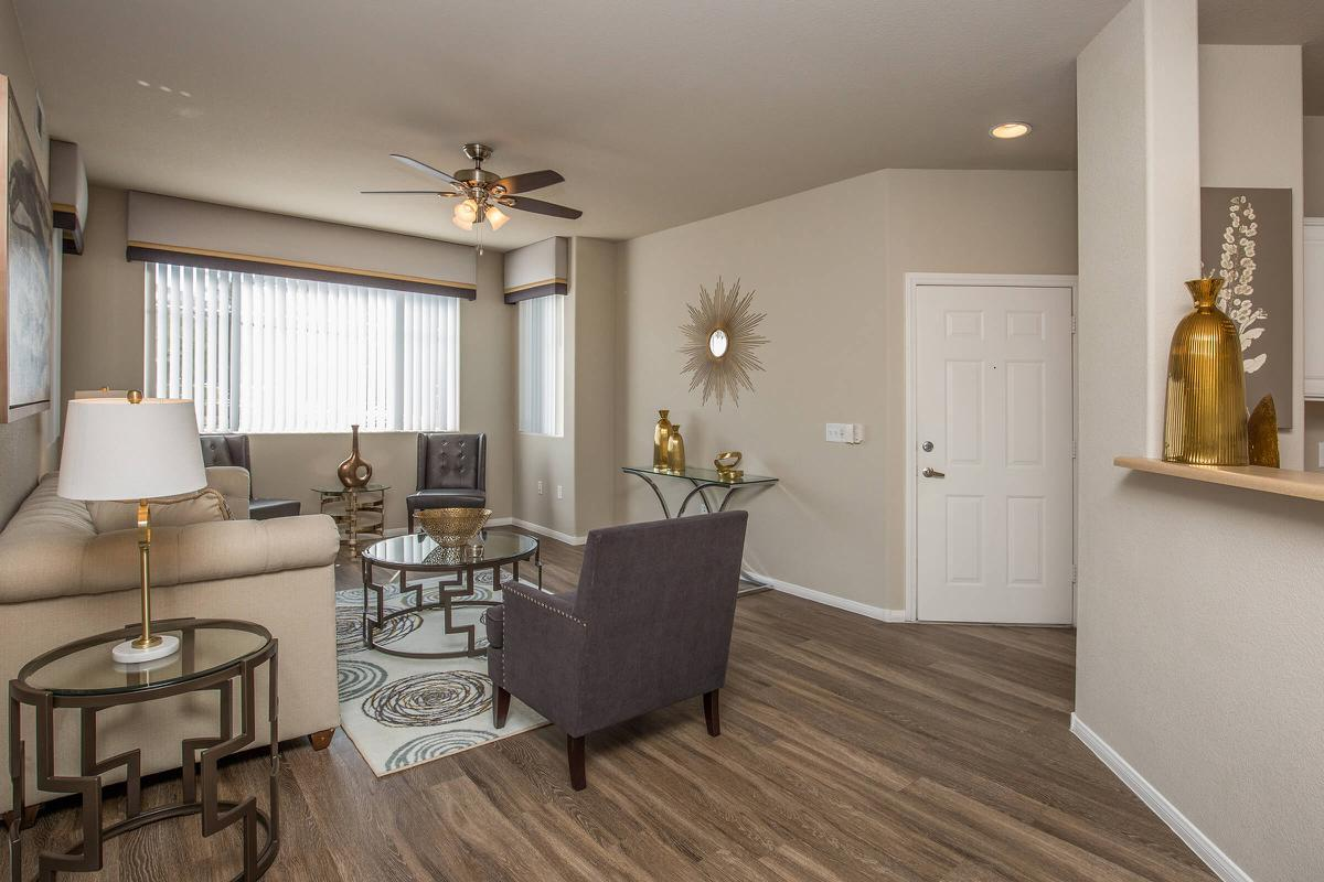 THE PERFECT FLOOR PLAN AT THE FAIRWAYS AT SOUTHERN HIGHLANDS APARTMENTS IN LAS VEGAS