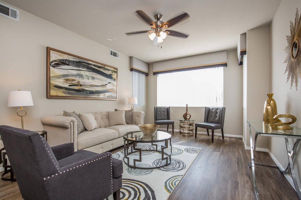 YOUR NEW LIVING ROOM AT THE FAIRWAYS AT SOUTHERN HIGHLANDS