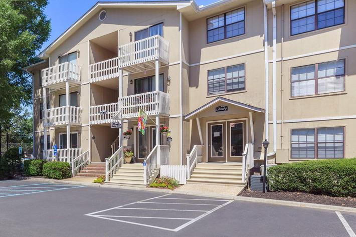 Apartments in Hixson, Tennessee
