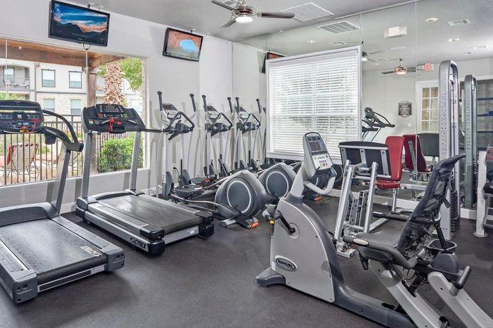 Boulder Creek Apartments in San Antonio, TX - Fitness Center 01.jpg