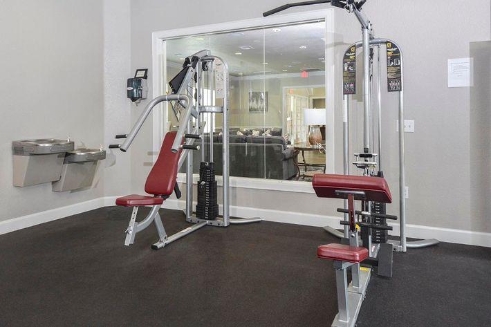 Boulder Creek Apartments in San Antonio, TX - Fitness Center 02.jpg