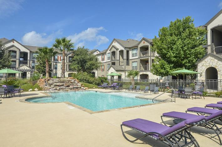 Boulder Creek Apartments in San Antonio, TX - Swimming Pool 15.jpg