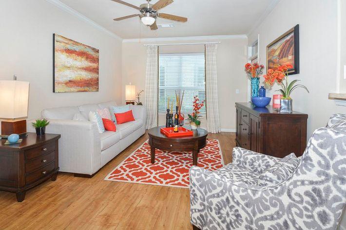 Boulder Creek Apartments in San Antonio, TX - Interior 01.jpg