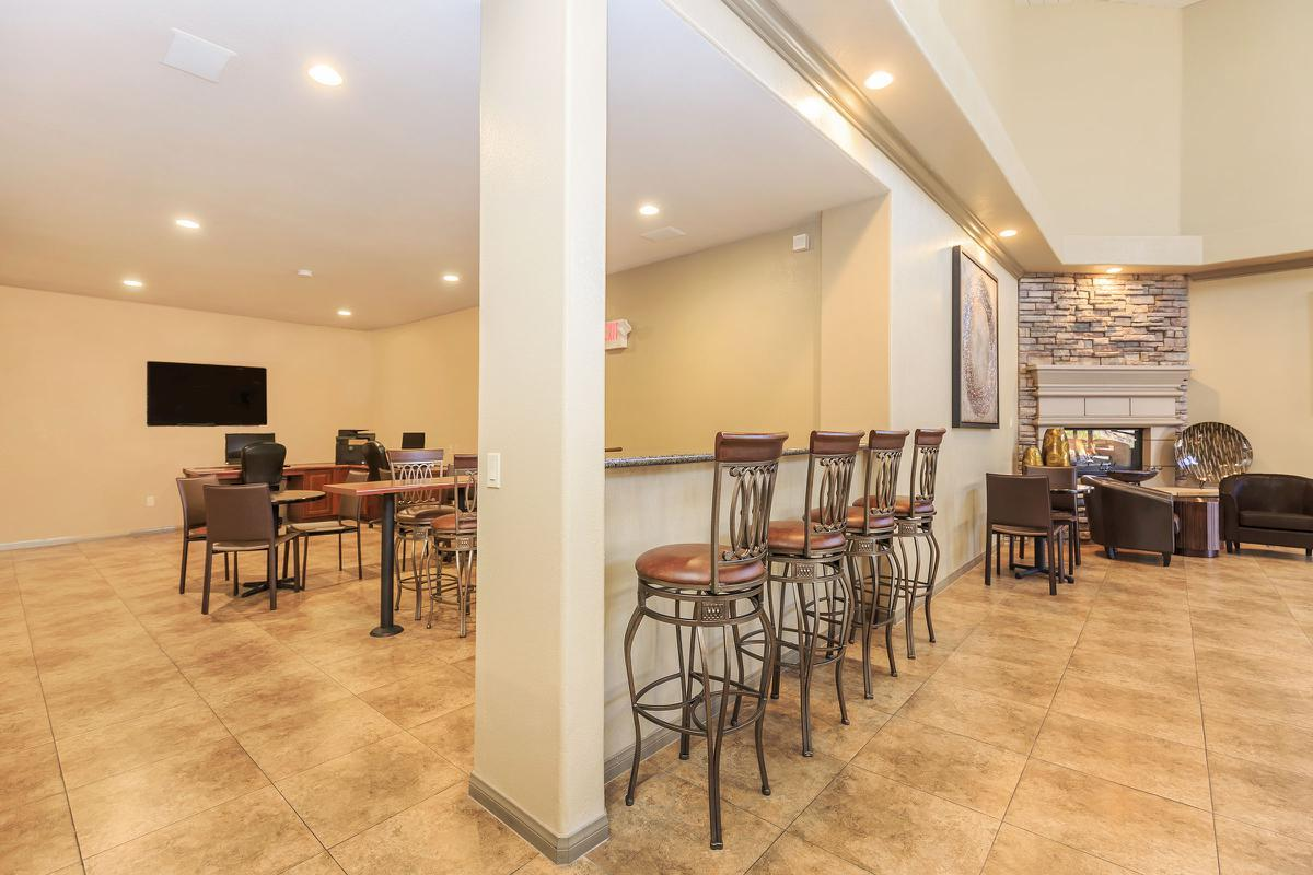 Chic Clubhouse with Flat Screen TV's