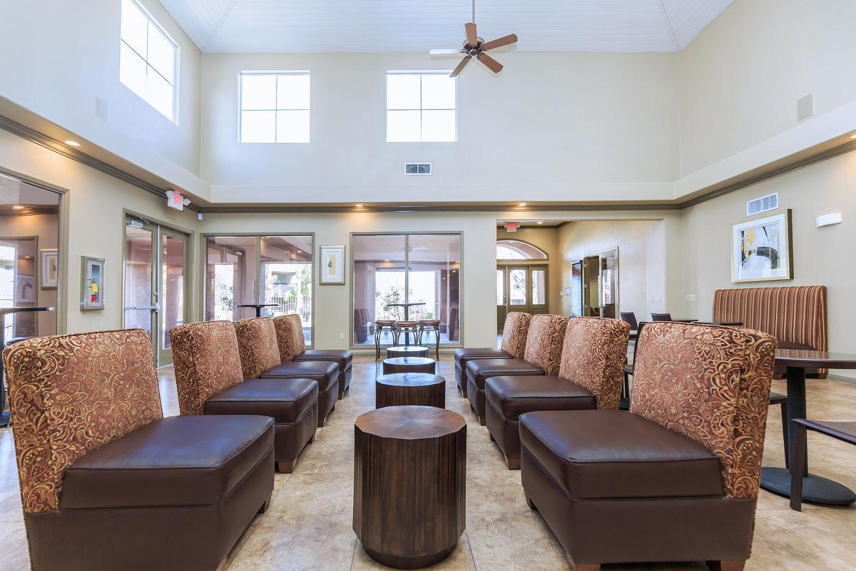 Elegant Space for Meeting with Friends at The Equestrian on Eastern Apartments in Henderson, NV
