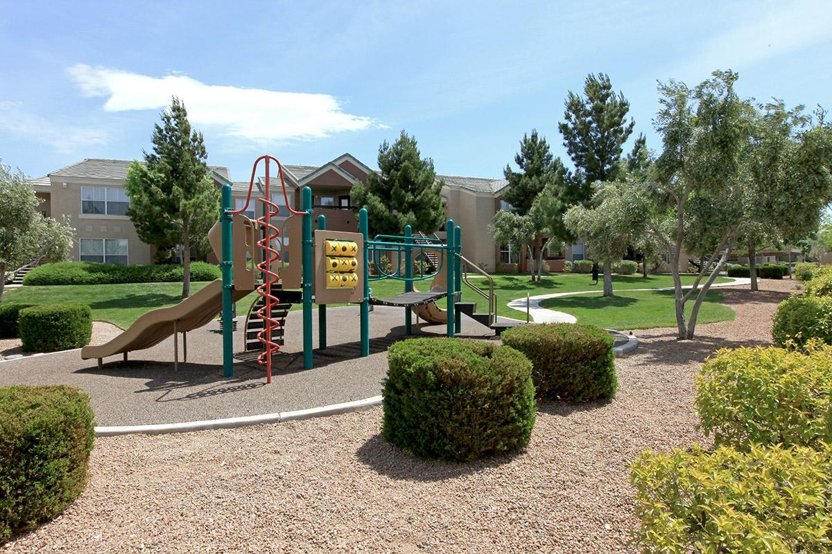 Enjoy the Playground at The Equestrian on Eastern Apartments