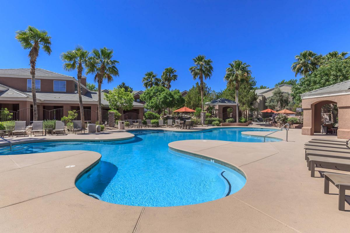 Make Some Waves with Us Here at The Equestrian on Eastern Apartments in Henderson, NV