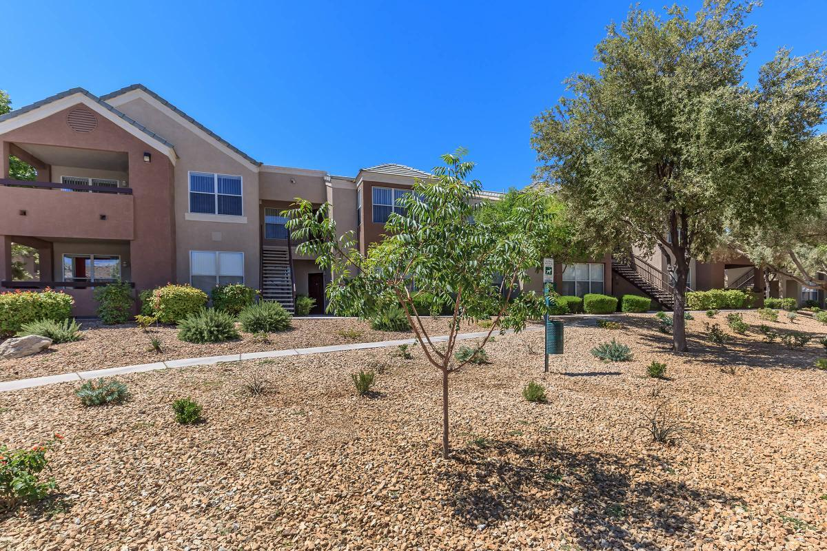 Take a Stroll at The Equestrian on Eastern Apartments in Henderson, NV