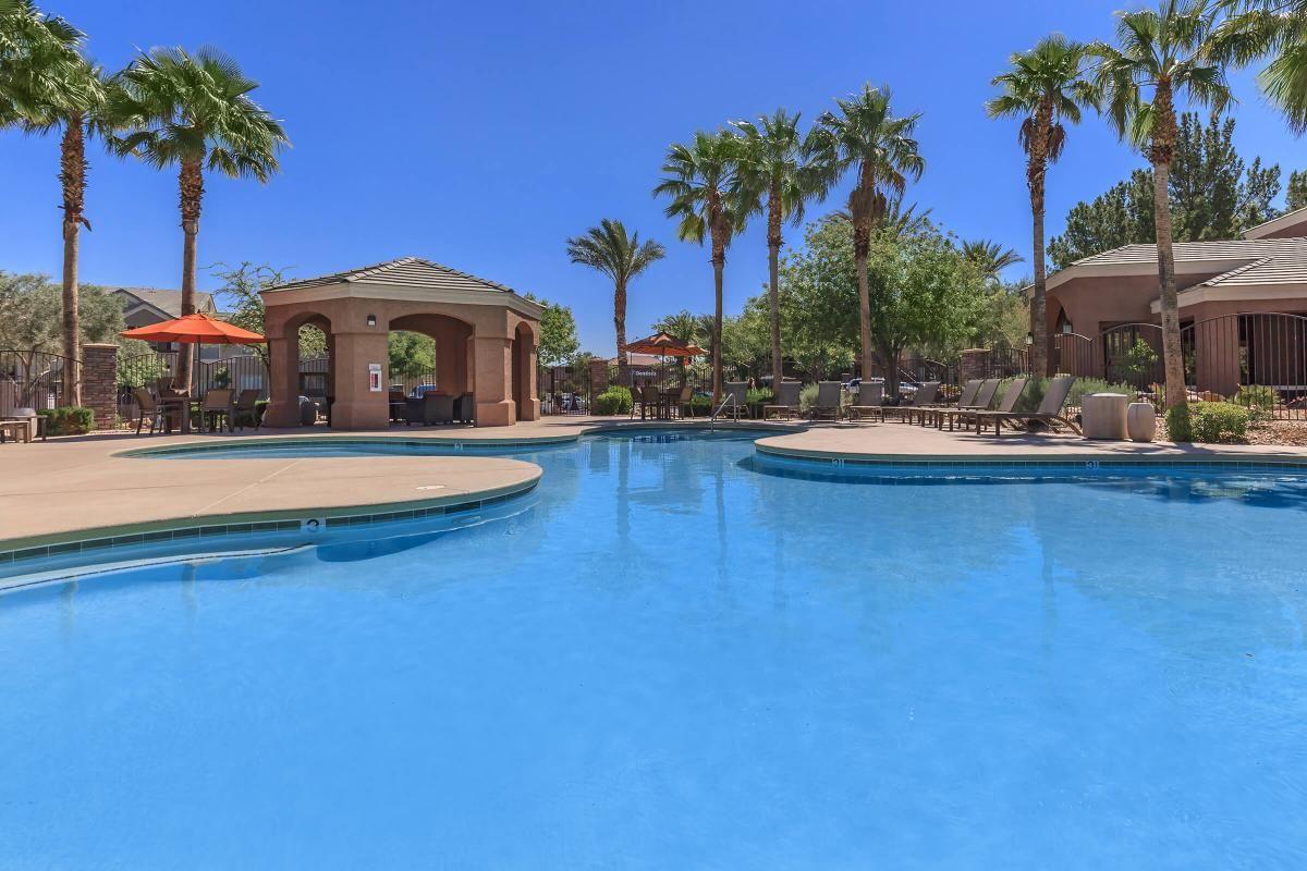 Two 24-Hour Resort Style Pools, One Seasonally Heated