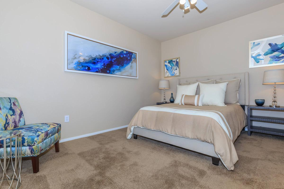 Belmont Plush Carpeting at The Equestrian on Eastern Apartments in Henderson, NV