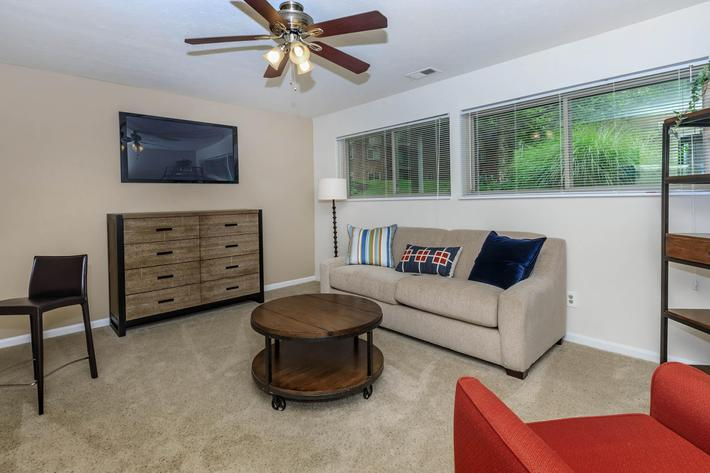Two Bedroom One Bath Apartment For Rent