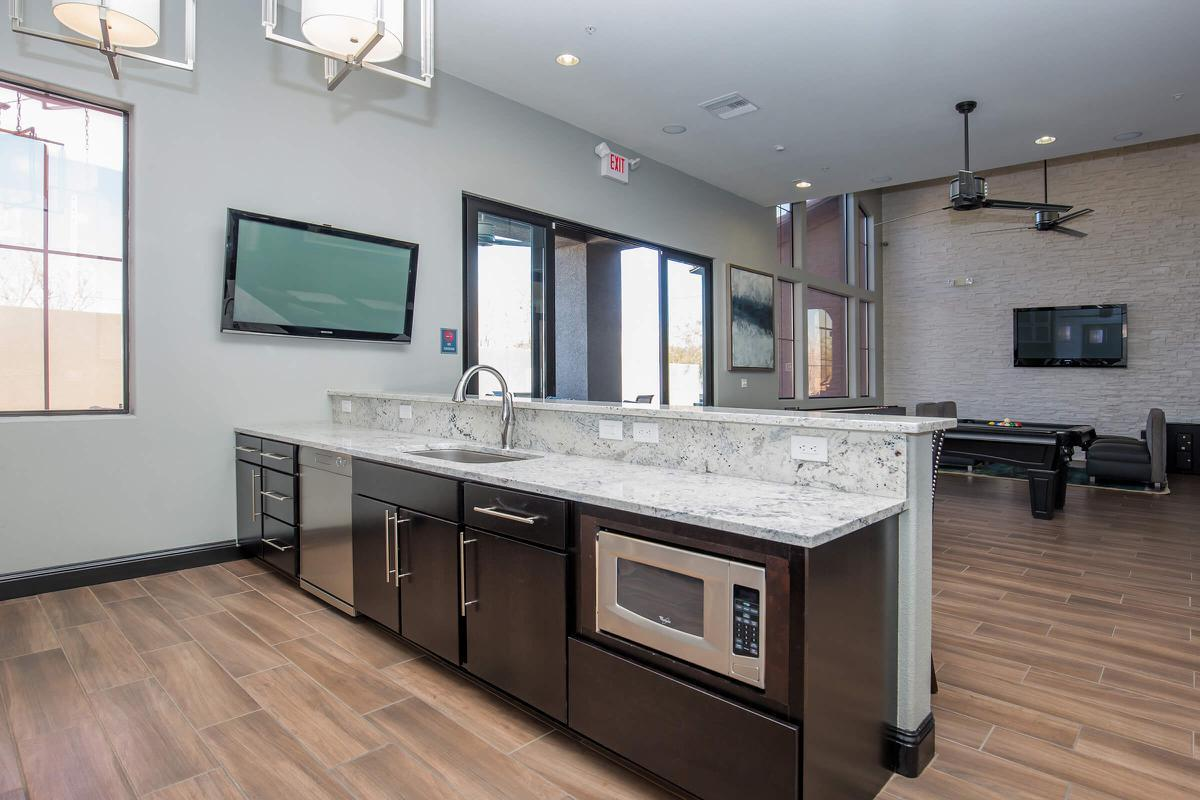 Entertaining is Easy here at The Passage Apartments in Henderson, NV