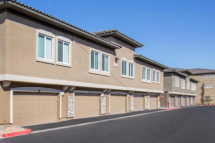 Garages Available at The Passage Apartments in Henderson, NV
