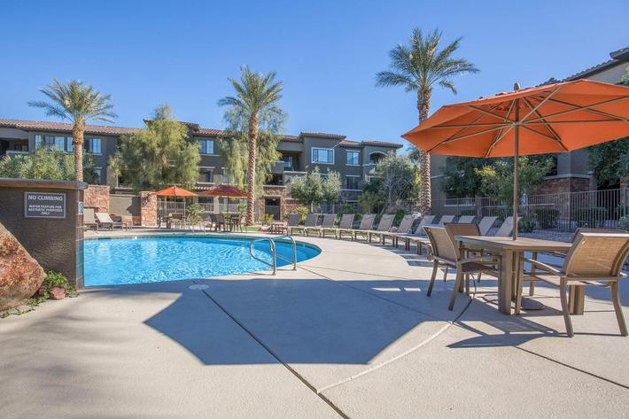 Jump On In  here at The Passage Apartments in Henderson, NV
