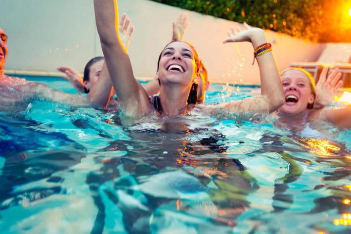 Make Some Waves at The Passage Apartments in Henderson, NV