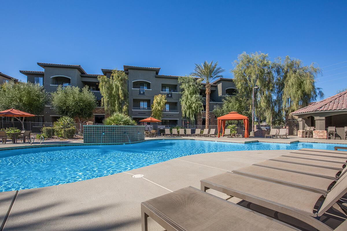 Relax in the Sun here at The Passage Apartments in Henderson, NV