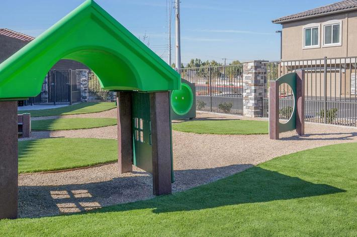 Your Pet will Love our Dog Park at The Passage Apartments