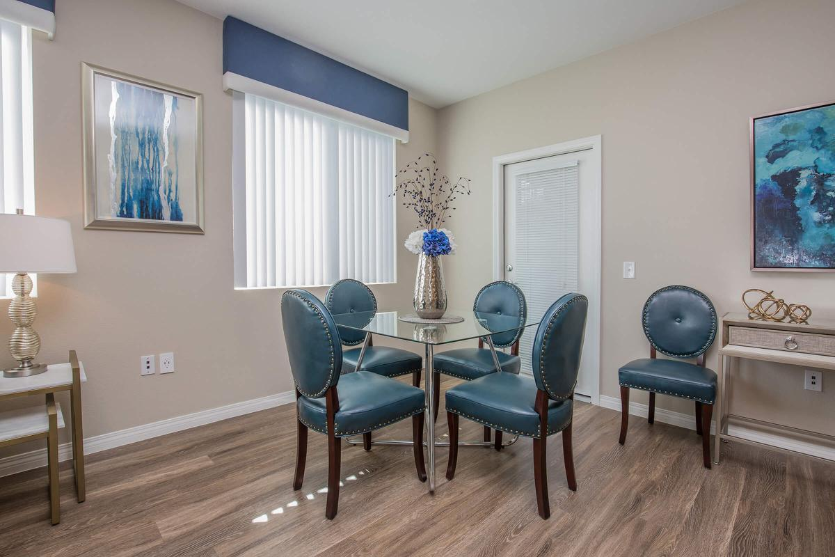 B3 Dining Room here at The Passage Apartments