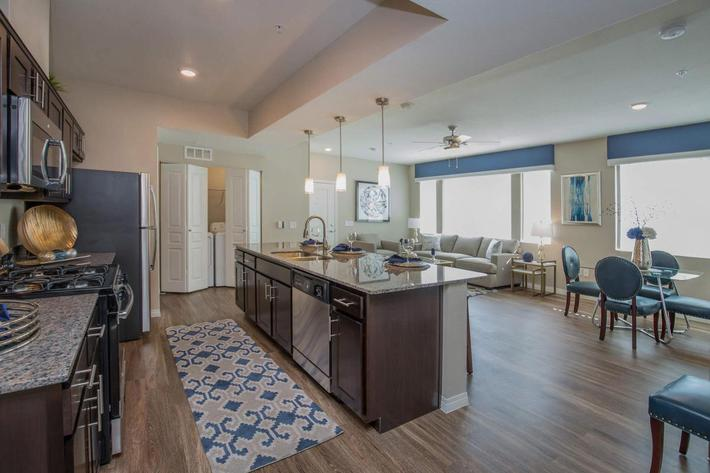 B3 Open Floor Plan Designed with You in Mind