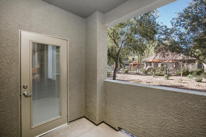 Enjoy The Havens Balcony or Patio Views at The Passage Apartments in Henderson, NV