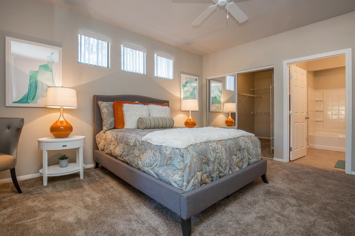 The Havens Bedroom make It Easy to Relax