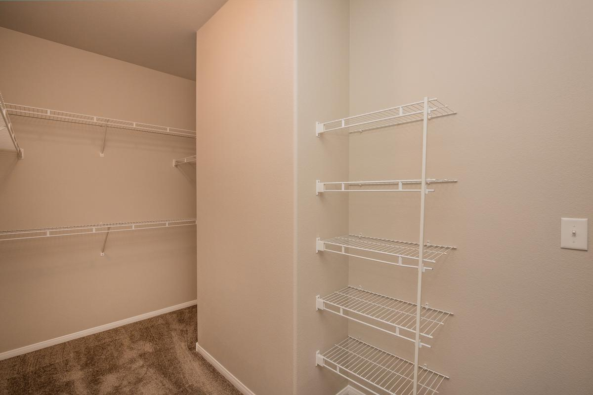The Havens Walk-In Closet