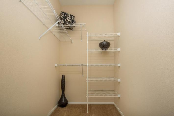 The Signatures Walk-In Closet