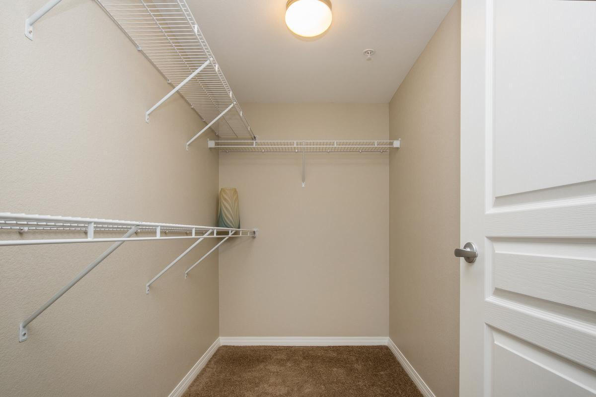Townhouse Ample Storage at The Passage Apartments