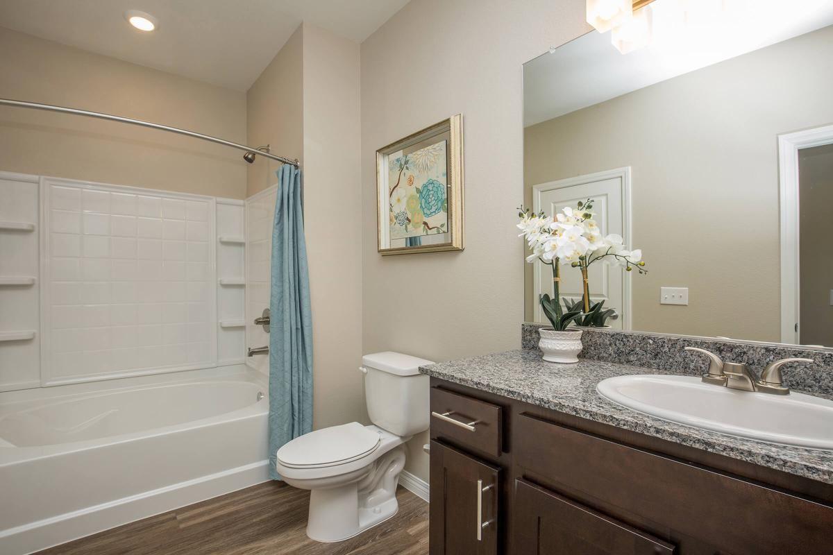 Townhouse Chic Bathroom